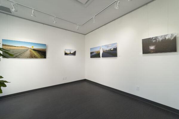 « Des paysages avec un côté humain » Claude Gagné